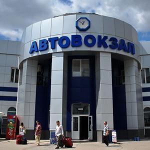 Автовокзалы Октябрьска
