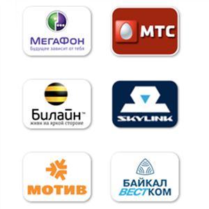 Операторы сотовой связи Октябрьска