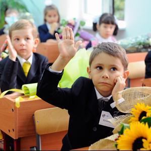 Школы Октябрьска