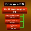 Органы власти в Октябрьске