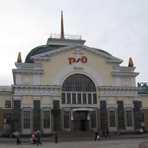 Железнодорожные вокзалы Октябрьска
